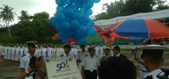 Marine Academy Golden Jubilee Juldia, Chittagong, January 4 & 5, 2013