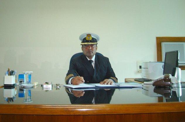 Mr. Sajid Hossain Promoted to the position of Commandant, Bangladesh Marine Academy.