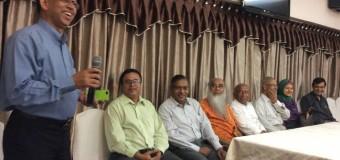 Suhrawardi Sir (6th Batch) Visiting Singapore