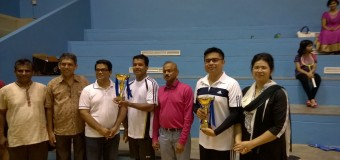 Badminton Competition 2015 @ Singapore – Organized by BMCS