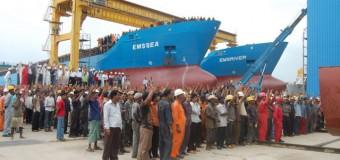Development Of Maritime Activities In Bangladesh – F R Chowdhury (1st)
