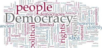 DEEPER UNDERSTANDING OF DEMOCRACY – III : F R Chowdhury (1st)