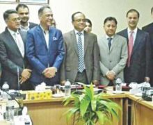 LNG Terminals in Bangladesh : Summit signs deal to build $500m LNG terminal