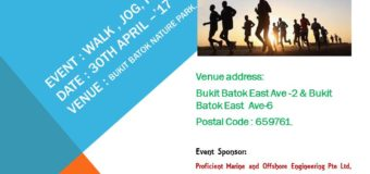BMCS Family Event: WALK-A-JOG @ Bukit Batok Nature Park