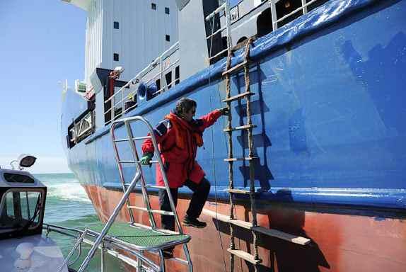 Vessel Pilotage Operations Safe Pilot Transfers Capt